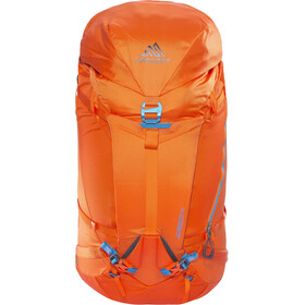 Gregory Alpinisto 50 Backpack Size M, zest orange